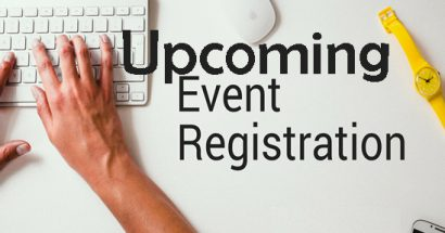 Upcoming Event Registration